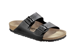 Birkenstock Arizona, Normal läst - Svart (Unisex)