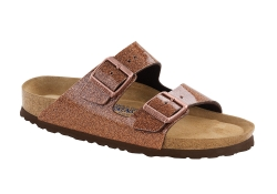 Birkenstock Arizona Galaxy - Brun (Dam)