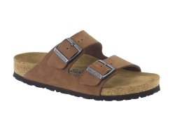 Birkenstock Arizona SFB. Normal läst - Brun