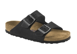 Birkenstock Arizona, SFB, Normal läst - Svart (Herr)