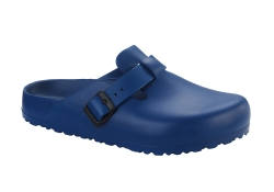 Birkenstock Boston EVA. Normal läst - Blå (Herr)