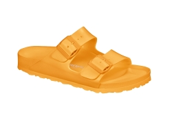 Birkenstock Arizona EVA, Smal läst - Orange (Dam)