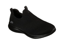 Skechers Womens Ultra Flex - Svart (Dam)