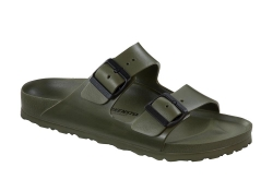 Birkenstock Arizona EVA, Normal läst - Grön (Herr)