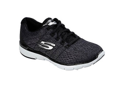 Skechers Womens FlexAppeal 3.0 - Grå (Dam)