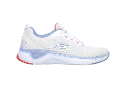 Skechers Womans Solar Fuse - Vit (Dam)