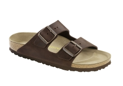 Birkenstock Arizona SFB, Normal läst - Brun (Herr)