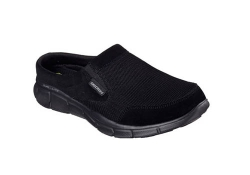 Skechers Mens Equalizer Coast To Coast - Svart (Herr)