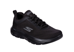 Skechers Mens Go Walk Evolution - Svart (Herr)