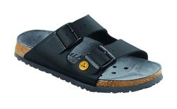 Birkenstock Arizona ESD, Normal läst - Svart (Unisex)