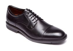 Rockport City Smart Cap Toe - Svart (Herr)