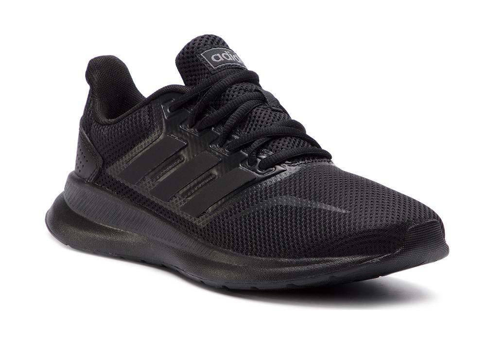 finest selection 65a00 6c05a Adidas Runfalcon - Svart (Unisex) i gruppen Yrke hos shoemed.se (F36216